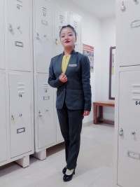 nisha basnet, courtyard marriott, agra