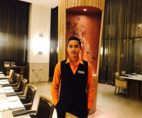 raj kumar khadka, courtyard marriott, agra
